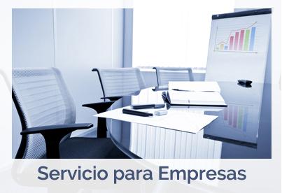 servicio para empresas